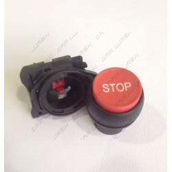 Complete stop button for AD machinery
