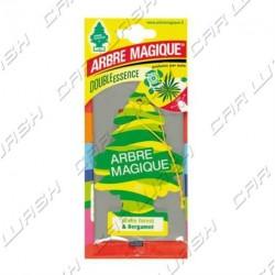 Arbre Magique Green forest & Bergamot