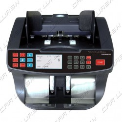 Electronic banknote counter