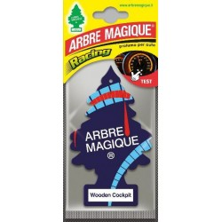 Arbre Magique Burl wood pack 24pcs