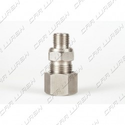 Complete ogive connection fitting TB. DN13 -M1 / 4