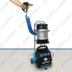 Wheeled sanitizing machinery 220 v.