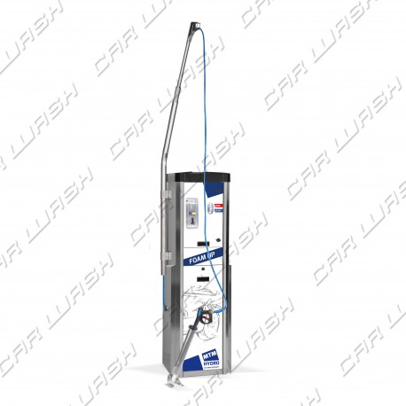Technical Module for Pista Car Wash Foam HP
