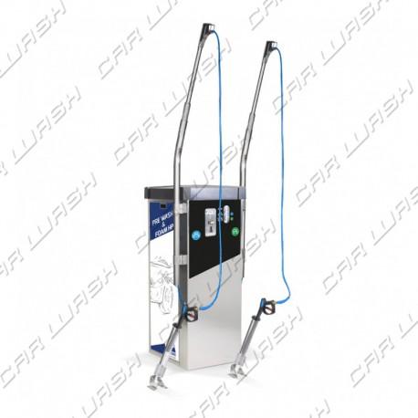 Armadio Tecnico per Pista Car Wash Schiuma & HP