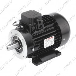 Electric motor IEC 100 1450 rpm 4Kw 5Hp B14 shaft diameter 28