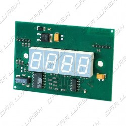 4-digit display for RM925