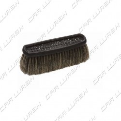 Natural bristle brush 6 cm t * Vorwerk 815005
