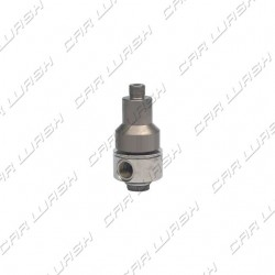 Swivel coupling 90°