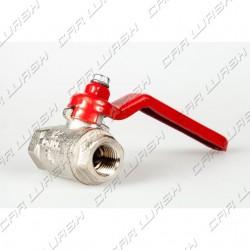 Ball valve faucet