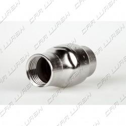 low pressure valve. backstop