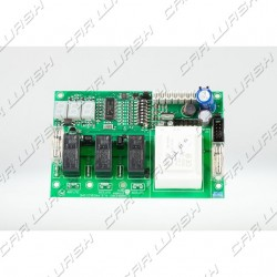 Electronic board display for vacuum cleaner