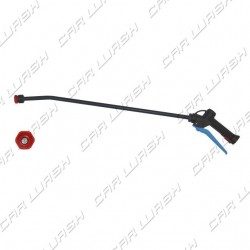 PVC lance cp 600 without nozzle with red nozzle holder