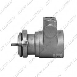 rotary pump stainless 400 steel