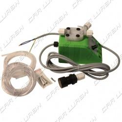 Constant dosing pump Emec FCO 5 bar 10 lt 230vac green