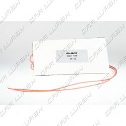 Riscaldatore/resistenza adesivo 220V 12W doppio isolamento 30 cm di cavo