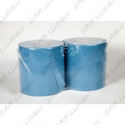 Blu doppio velo