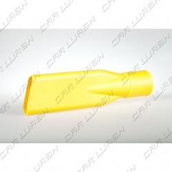 Yellow PVC nozzle
