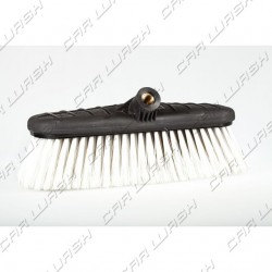 "Economic brush 1/4 ""F bristle 6 cm in propylene"