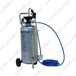 "Inox 24 L. ""Foaming"" Nebulizer"