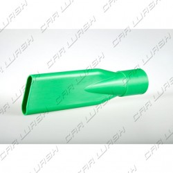 PVC nozzle green