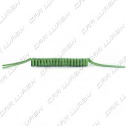 Tubo Spirale doppio 8x5 12 mt con memoria verde senza raccordi
