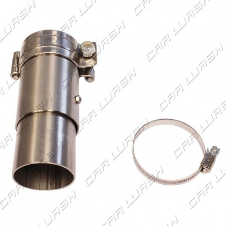 Stainless steel swivel for suction arm