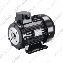 Electric motor IEC 132 1450 rpm 7,5Kw 50 hz hollow shaft diameter 24