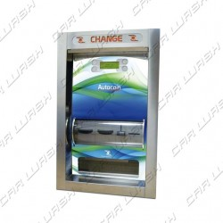 Change machine Autocoin Advance with RM5HD coin mechanism, NV9 player, Hopper Evolution