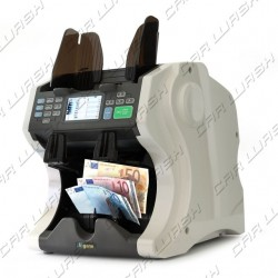 Professional electronic banknote counter