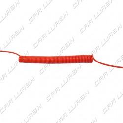 Spiral tube 8x5 ORANGE c / memory 17,00 mt. 1 rec. M1 / 4