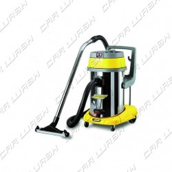 Vacuum cleaner / stainless steel bin 2900W 3 BASCULATING engines
