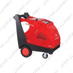 Hydro cleaner 200 bar hot water 15 l / min 6.5 Kw 1450 rpm 400v