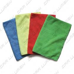 Kit 4 cloths in microfibre 40x30