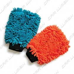 Microfibre glove for washing